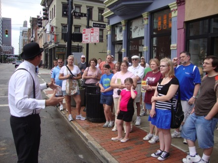Queen City Underground Tour has attracted thousands to OTR and is on track draw even more in 2011