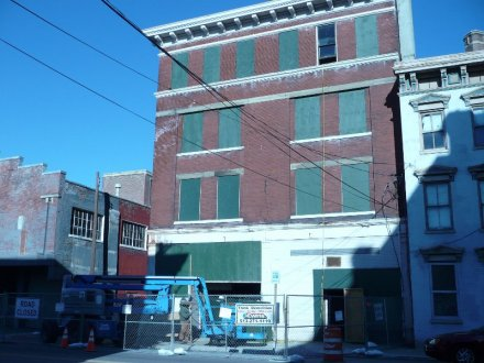 142 E. McMicken Ave. before senseless demolition by Cincinnati Public Schools