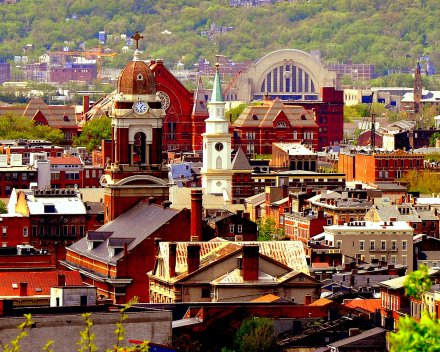 Over-the-Rhine, photo by Chuck Eilerman
