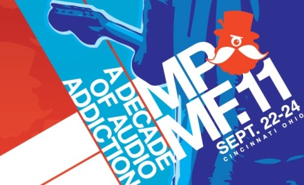 MPMF.11 logo by Topic Design
