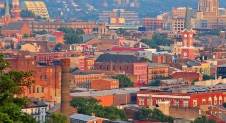 Visiting Cincinnati