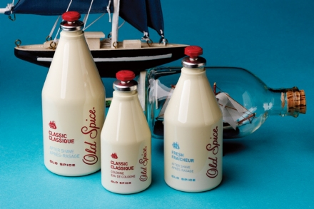 Editorial Packaging Digest - April 08 - Old spice