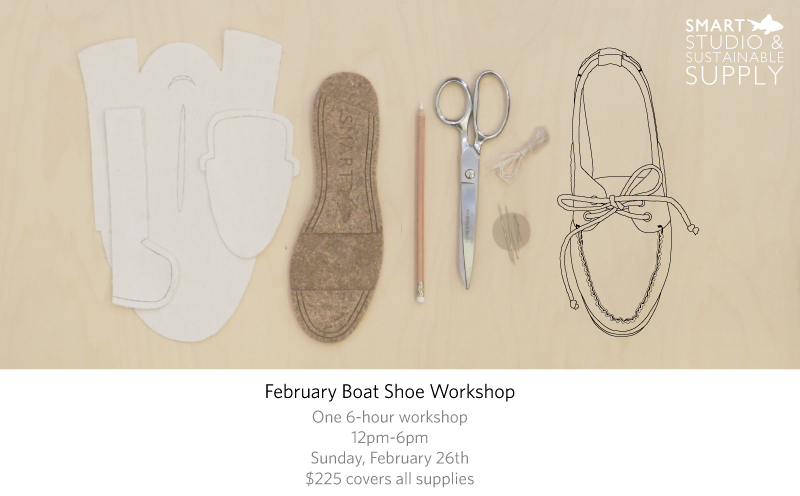 bd348d95a7f02 Smartfish Studio's February Boat Shoe Workshop | Over-the-Rhine Blog