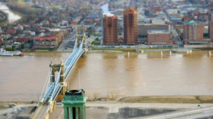 Tilt Shift Cincinnati by Justin Todhunter (9)