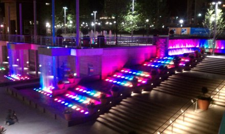 Smale Riverfront Park by Mark Stegman