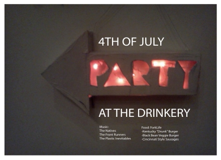 The Drinkery party